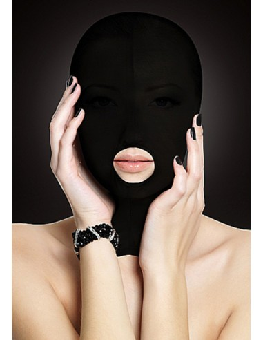 Subversion Mask Dark - Black