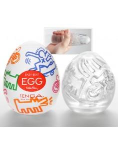 Keith Haring Egg Masturbator Street