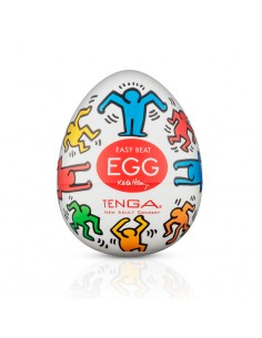 Keith Haring Egg Masturbator Dance