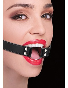 Ring Gag - Black