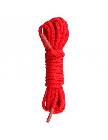 Red Bondage Rope - 10m