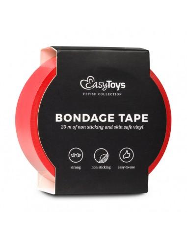 Bondage Tape - Rød