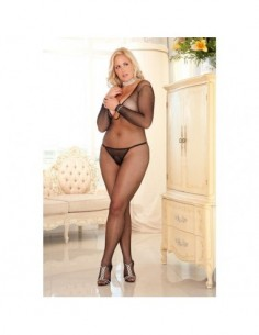 Fishnet bodystocking - 46 - 50