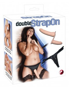 Double Dongs Strap-on