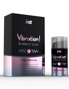 Vibration! Bubble Gum...