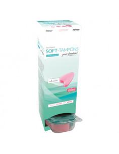 Soft-Tampons Mini - 10 Pak