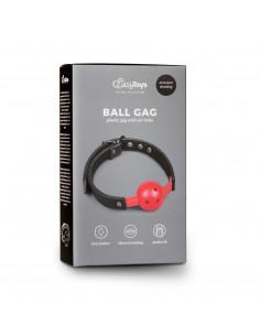 Gag Ball - Rød