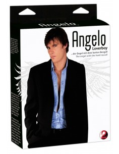"Male Love Doll ""Angelo"""