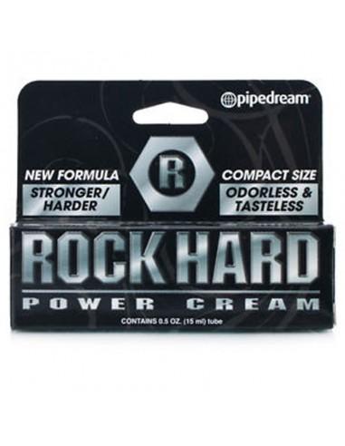 Rock Hard Power Cream