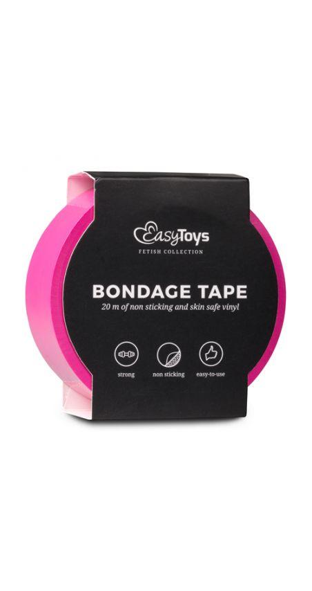 Hot Pink Bondage Tape
