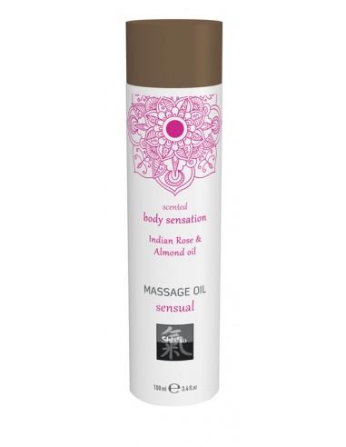 Shiatsu - Massage Oile - Indian Rose...