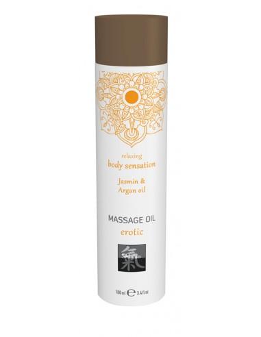 Shiatsu - Massage Olie - Jasmin Og...