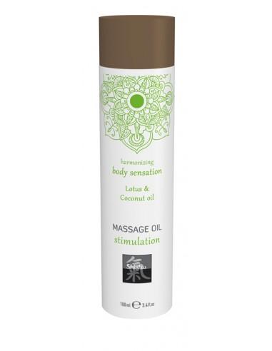 Shiatsu - Massage Olie - Lotus Og...