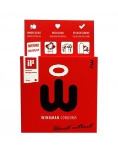 Wingman Kondomer - 3 stk