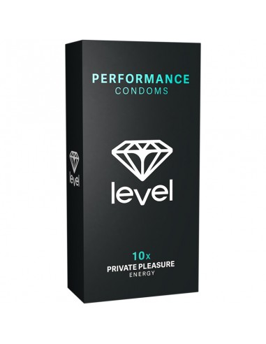 Performance Condoms - 10 stk