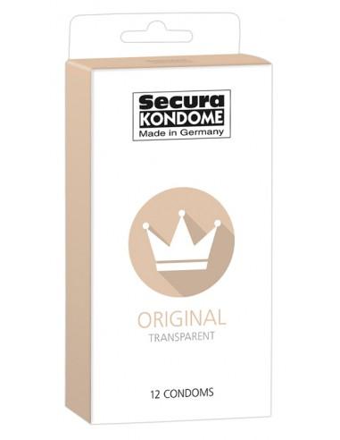 Secura Original Kondomer - 12 stk